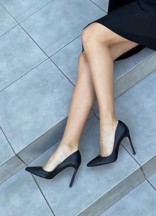 Туфли лодочки 👠 женские натуральная кожа замша
