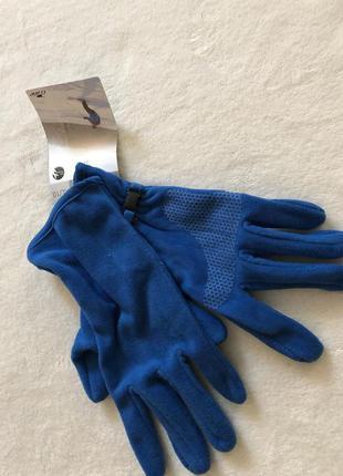 Лыжные  перчатки, спортивные перчатки, флисовые перчатки.