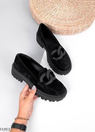 Туфли =gava_na= black