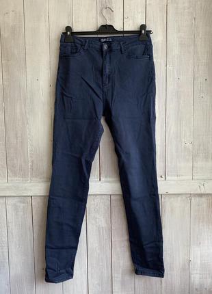 Джинсы / брюки синие