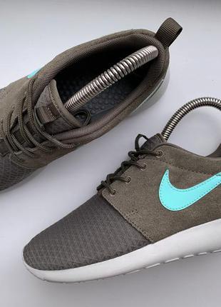 Nike roshe run, оригинал фирменные кроссовки