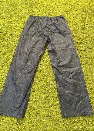 Водонепроницаемые штаны дождевики regatta размерм