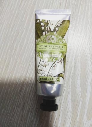 Крем для рук lily of the valley 60 ml.