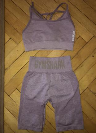 """Новий спортивний комплект """"gymshark """""""