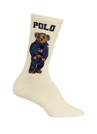 Носки polo bear by  ralph lauren