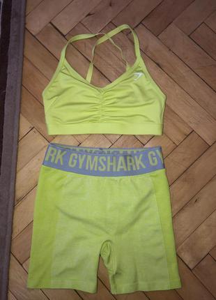 """Новий!!!спортивний комплект """"gymshark """""""
