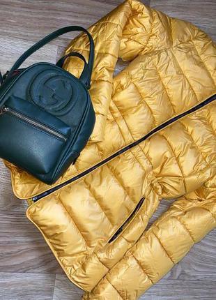 Женская базовая стеганая курточка  утеплитель холофайбер