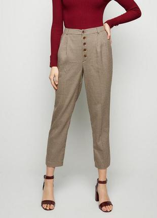 Классные укороченные брюки от new look