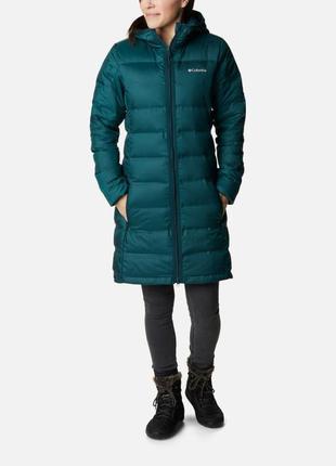 Женская демисезонная пуховая куртка columbia mckay lake , размер xs