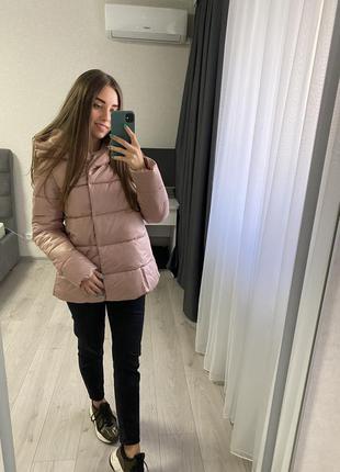 Куртка демисезонная, осенняя куртка, женская куртка