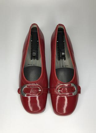 Лаковые туфли балетки theresia m. германия 🇩🇪