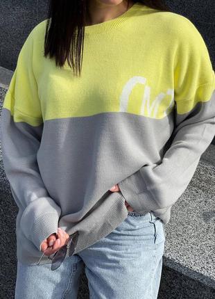 Женский свитер свитшот турция