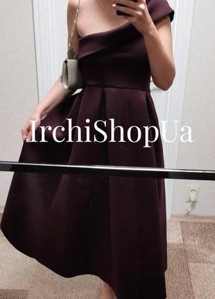 Крутое платье на одно плечо