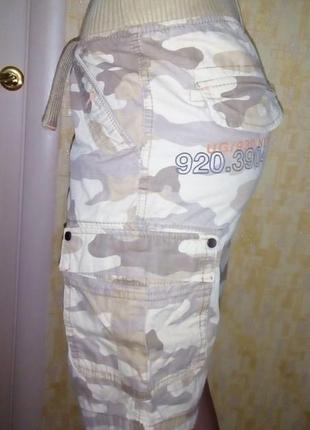 Шорты фирменные/ милитари шорты/ брюки/ бриджи /джинсы /штаны