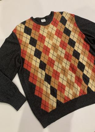 Тёплый свитер lucia шерсть, кашемир