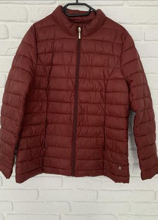 Лёгкая куртка-пуховик