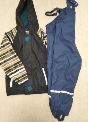 Куртка дождевик +комбинезон