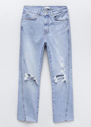Джинсы zara. джинси zara