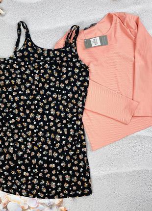 Кофта и платье комплект primark