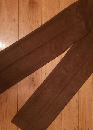 Дуже шикарні італійсьуого елітного бренду штани,80% лана, 20% ангора