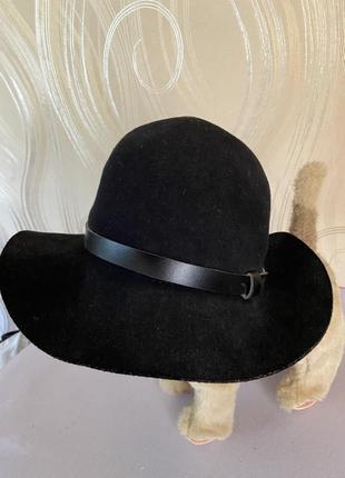 Зимняя шляпа