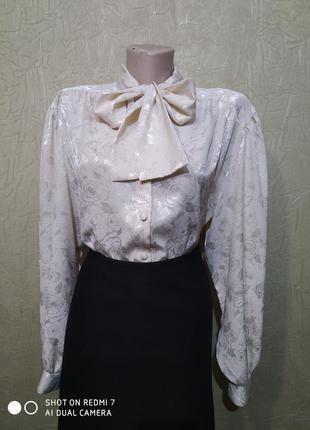 Arido, блуза с длинными рукавами, винтаж, германия.