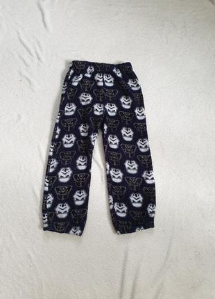 Штанишки пижамные для мальчика 👦  6-7 лет