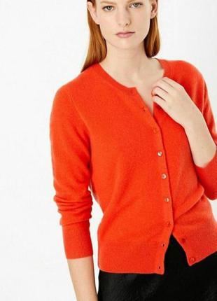 Кашемировый свитер, светер, кардиган 💯 кашемир boden германия s