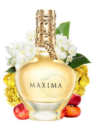 Парфумированная вода avon maxima для женщин - 50ml.