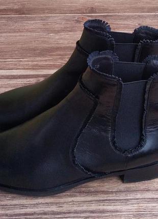 Ботинки челси steffen schraut. размер 40.