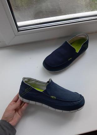 Мокасины слипоны кеды кроссовки тапки crocs