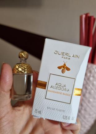 Guerlain aqua allegoria mandarine basilic 7,5ml