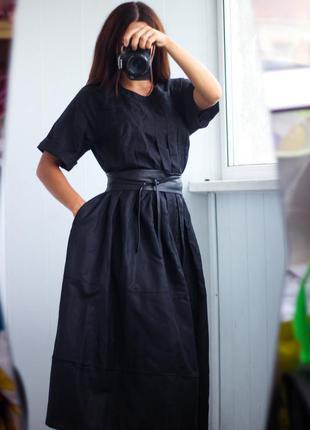 Новое платье,лён jasper conran