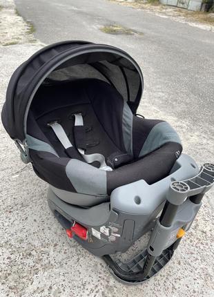 Детское автокресло ailebebe carmate kurutto nt2 premium