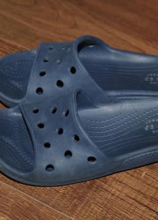 Шлепки оригинал crocs comfort c13