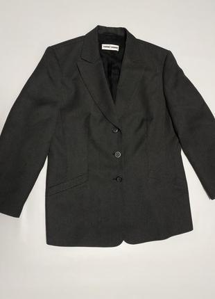Классический прямой крой пиджак на подкладке с подплечниками gerry weber 44-48