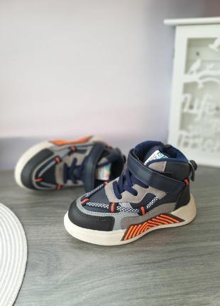 💥модные  хайтопы-ботинки!