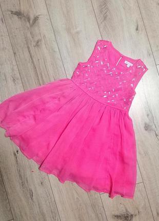 Нарядное платье bluezoo на 4-5 лет