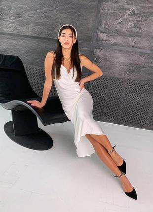 Платье в стиле z поможет создать просто миллион образов от повседневного ( под свитер и грубые ботинки ) до романтического ✨
