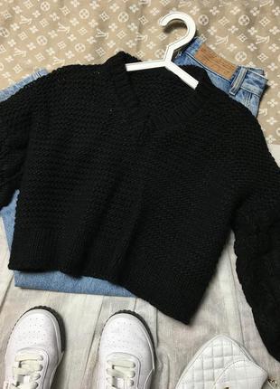 Укороченый свитерок