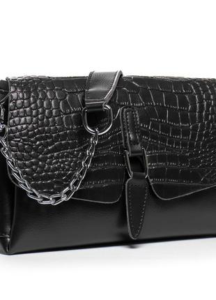 Женская кожаная сумочка alex rai 8778.