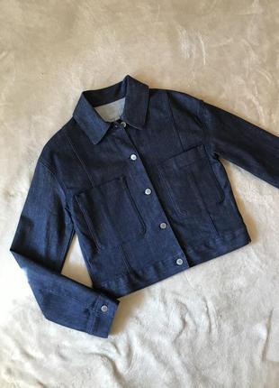Джинсовый пиджак жакет куртка cos