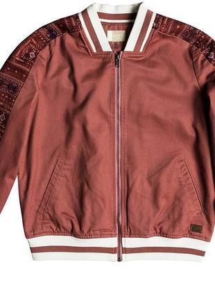 Куртка бомбер roxy