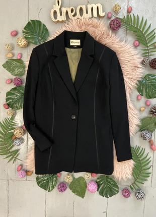 Распродажа!!! базовый удлиненный пиджак жакет блейзер