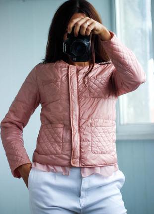 Куртка с украшением