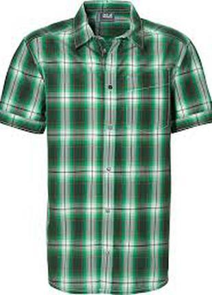 Трекинговая рубашка jack wolfskin  fairford shirt men's