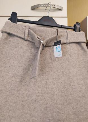 Новая тёплая юбка primark