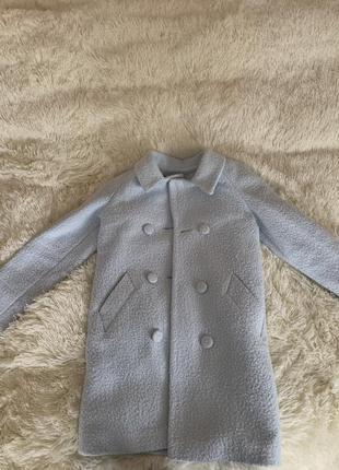 Пальто дитяче демісезонне