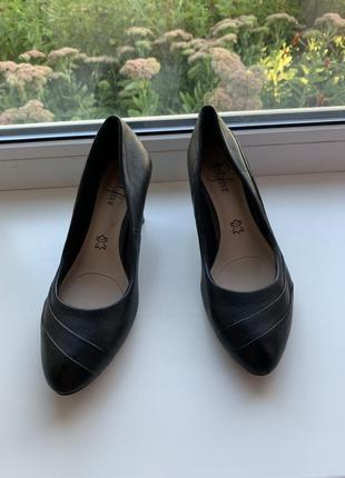 Новые кожаные туфли от footglove !