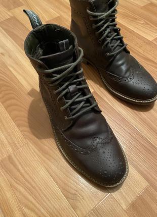 Barbour ботинки